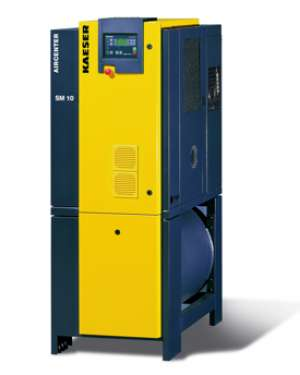 Kaeser schroefcompressoren serie SM