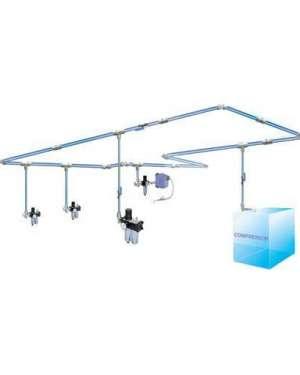 r seau d 39 air comprim pw equipment. Black Bedroom Furniture Sets. Home Design Ideas
